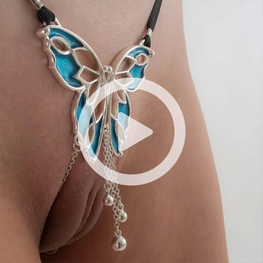 g-string-sex-woman-butterfly-silver-blue