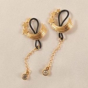 as82 0 bijoux seins etoiles filantes col or.jpg