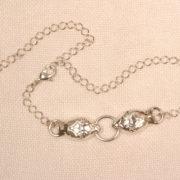 Bracelets Serpents base chaine Argent