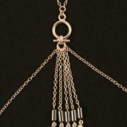 bustier-topless-chaines-argent-hématites-Egypte