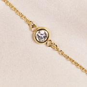 Bijou Taille Diamant Rond