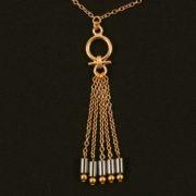 Bijoux Taille/Reins Or Anneau d'Egypte