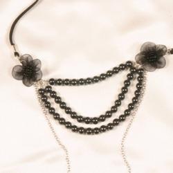 st112 0 string scandale argent perles hematites.jpg