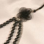 st112 3 string scandale argent perles hematites.jpg