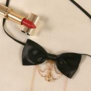 st131 2 string noeud satin or.jpg