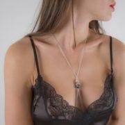parure-coquine-tétons-chaines-argent-perles-femme