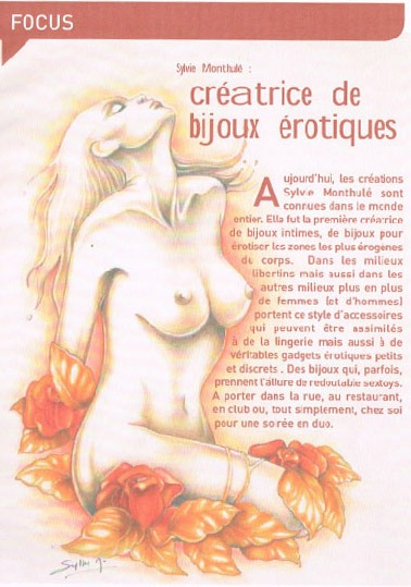 magazine adulte reportage bijoux intimes