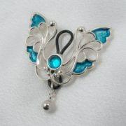 joya-pecho-sin-piercing-mariposa-plata