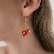 earrings-ears-gold-wings-butterfly