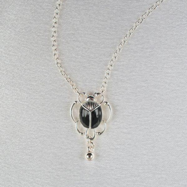 pendentif-scarabee-argent-bijou-femme